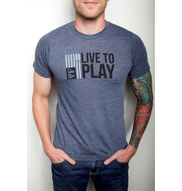 Vic Firth Live To Play T-Shirt / Large