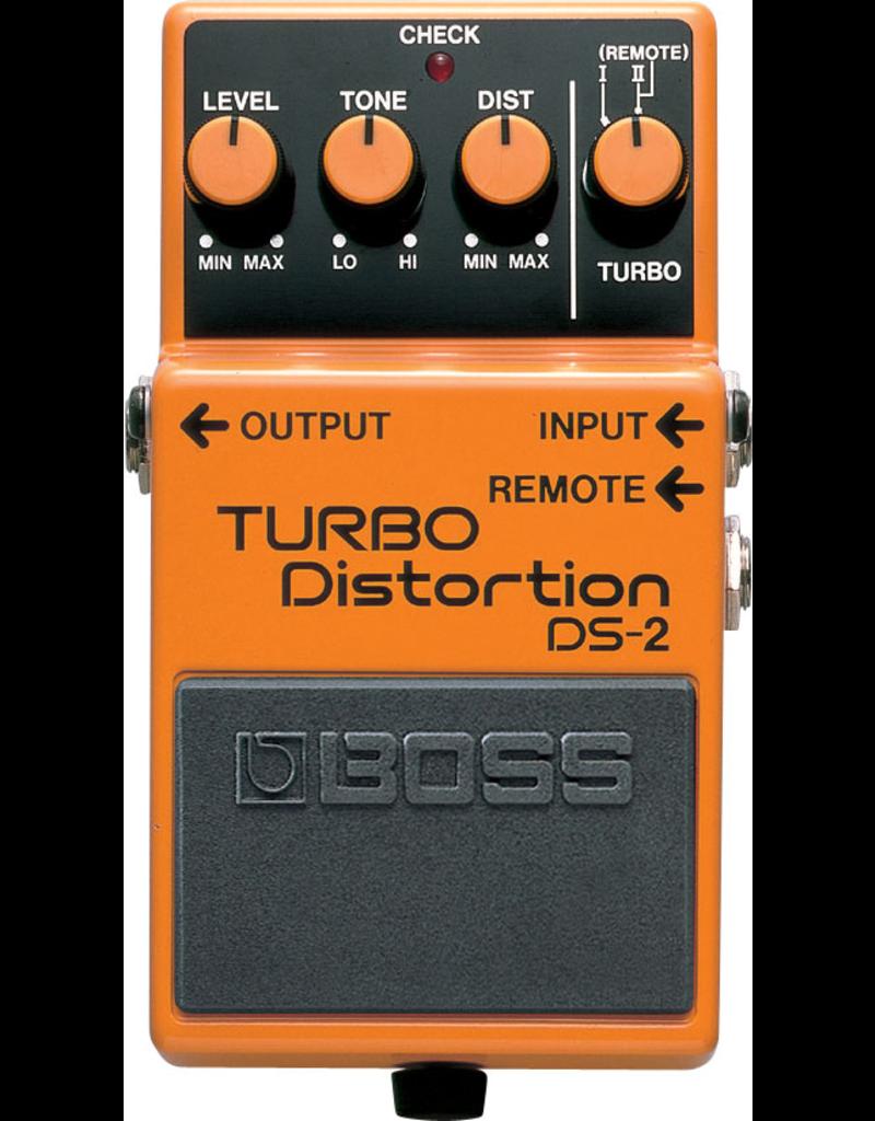 Boss DS-2 Turbo Distortion