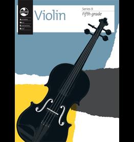 AMEB AMEB Violin Grade 5 Series 9
