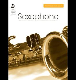 AMEB AMEB Saxophone Technical Workbook 2008