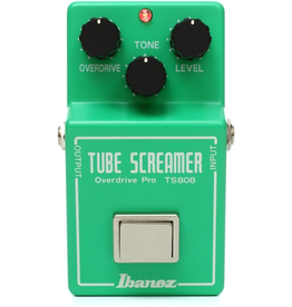 Ibanez TS808 Tube Screamer Pedal