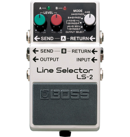 Boss Boss Line Selector