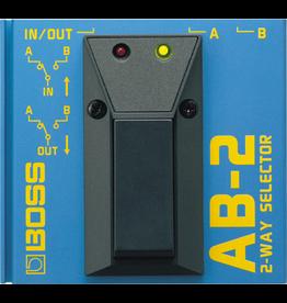 Boss AB2 2-way select switch