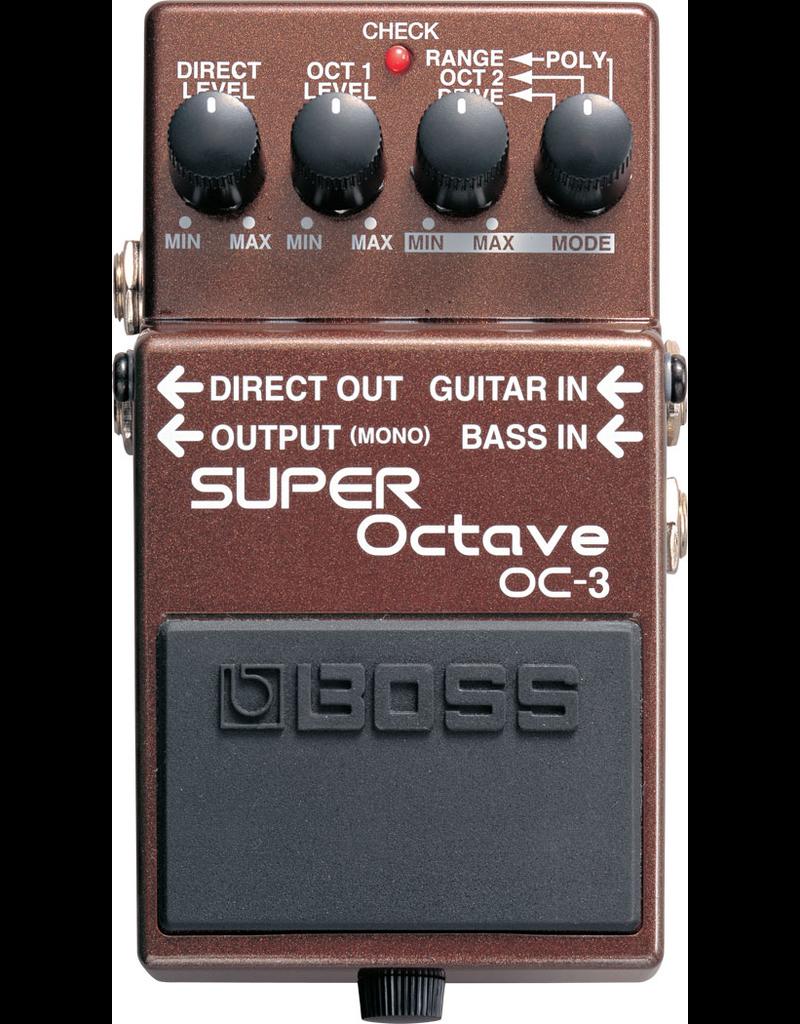 Boss Super Octave DELETED LINE