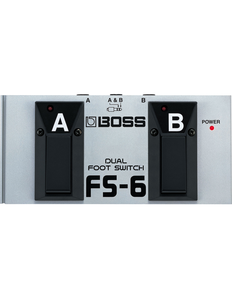 Boss Dual Footswitch