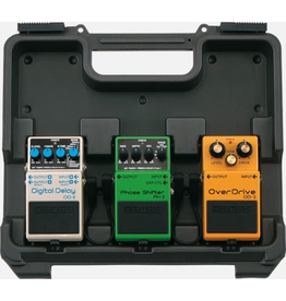 Boss BCB30 PEDAL BOARD Comes with daisy-chain cable and audio cables (no power supply)