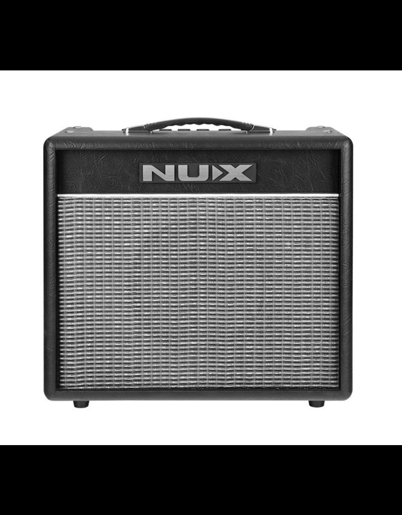 NUX MIGHTY20BT Digital 20W Guitar Amplifier with Bluetooth & Effects Nux