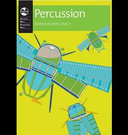 AMEB AMEB Percussion Technical