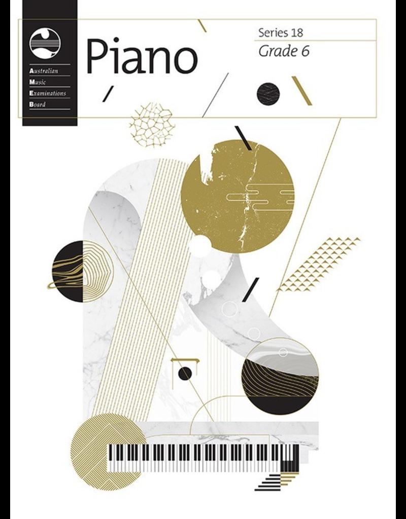 AMEB AMEB Piano Grade 6 Series 18