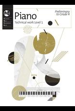 AMEB AMEB Piano Technical Work Series 18