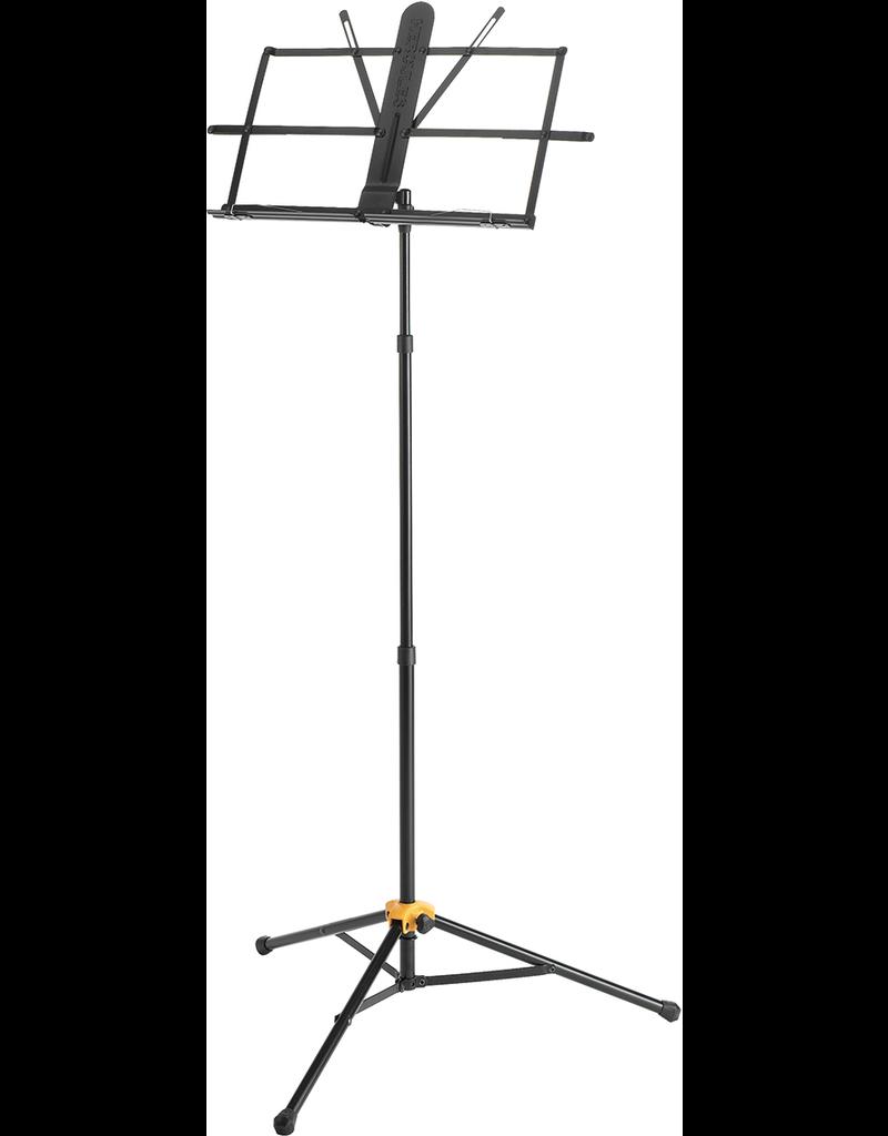 Hercules BS118BB Hercules 3-Section Music Stand w/ Bag + EZ Grip