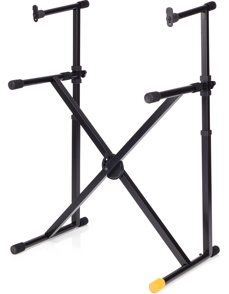 Hercules Double Braced 2 Tier Keys stand