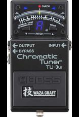 Boss TU-3W Pedal Tuner Waza Craft