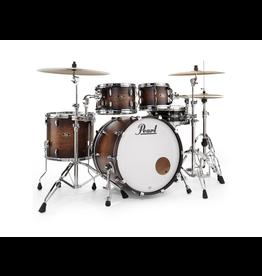 "Pearl Wood Fibreglass 22"" Kit /  Satin Cocoa Burst"