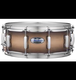 Pearl MCT Snare 14 x 5.5 Satin Natural Burst Pearl Masters