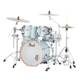 Pearl STS Fus Plus Ice Blue Oyster 22x16, 10x7, 12x8, 16x16 No hardware