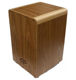 Opus Percussion Opus Percussion Wooden Cajon in Ash with Deluxe Carry Bag