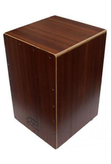 Opus Percussion Opus Percussion Wooden Cajon in Sapele with Deluxe Carry Bag