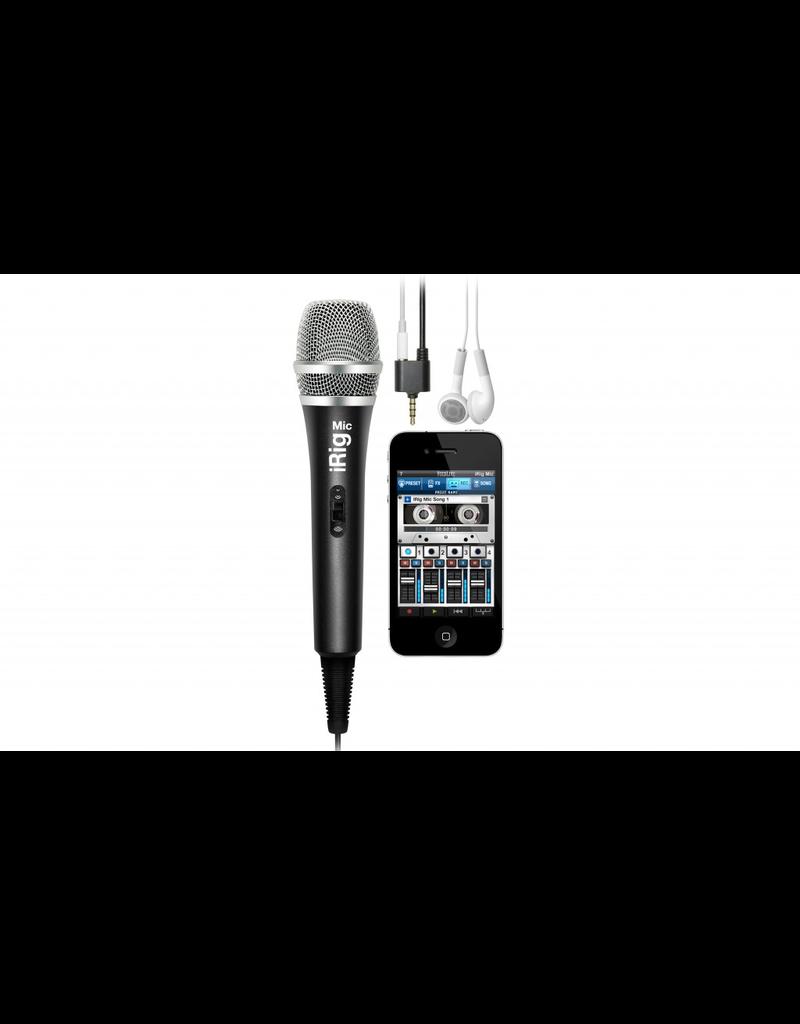 IK Multimedia iRig Handheld Microphone