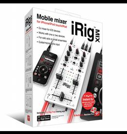 IK Multimedia iRig Mobile Mixer iPhone, iPod Touch, iPad