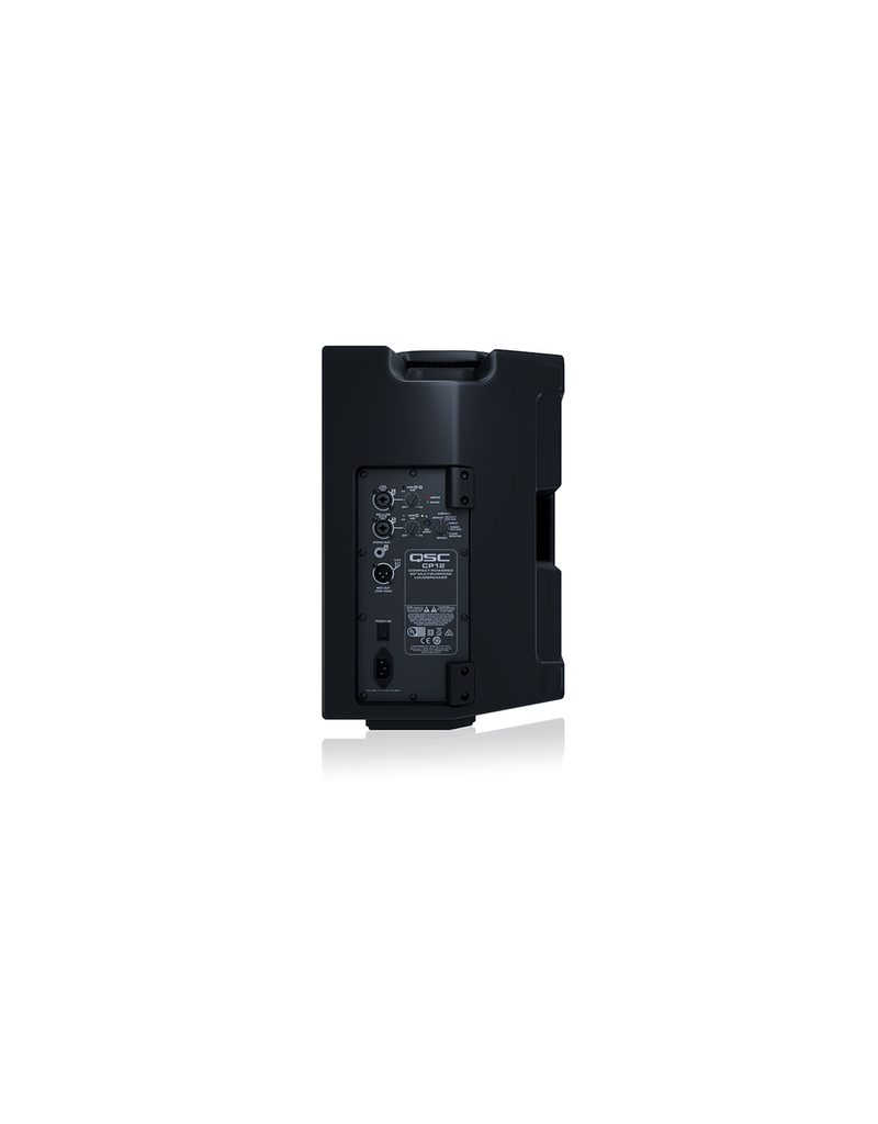 "QSC QSC CP12 Powered 2-Way 12"" Loudspeaker"