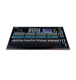 Allen and Heath Qu Digital desk-top 32M/3S in, 6 subgroup, fully featured, moving fader standalone mixer