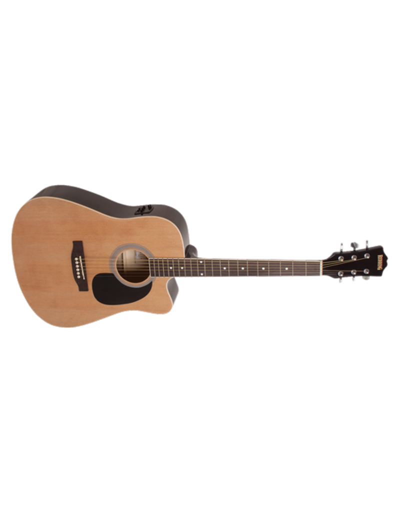 REDDING - Dreadnought w/ PU Pickup and Cutaway Left Handed