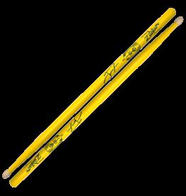 Zildjian Josh Dun Signature Sticks / Yellow