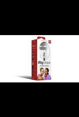 IK Multimedia iRig Handheld Mic White