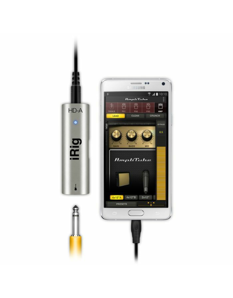 IK Multimedia iRig HD-A for Android