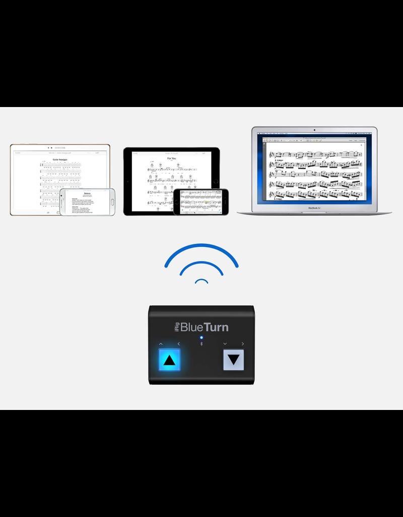 IK Multimedia Bluetooth Page Turner