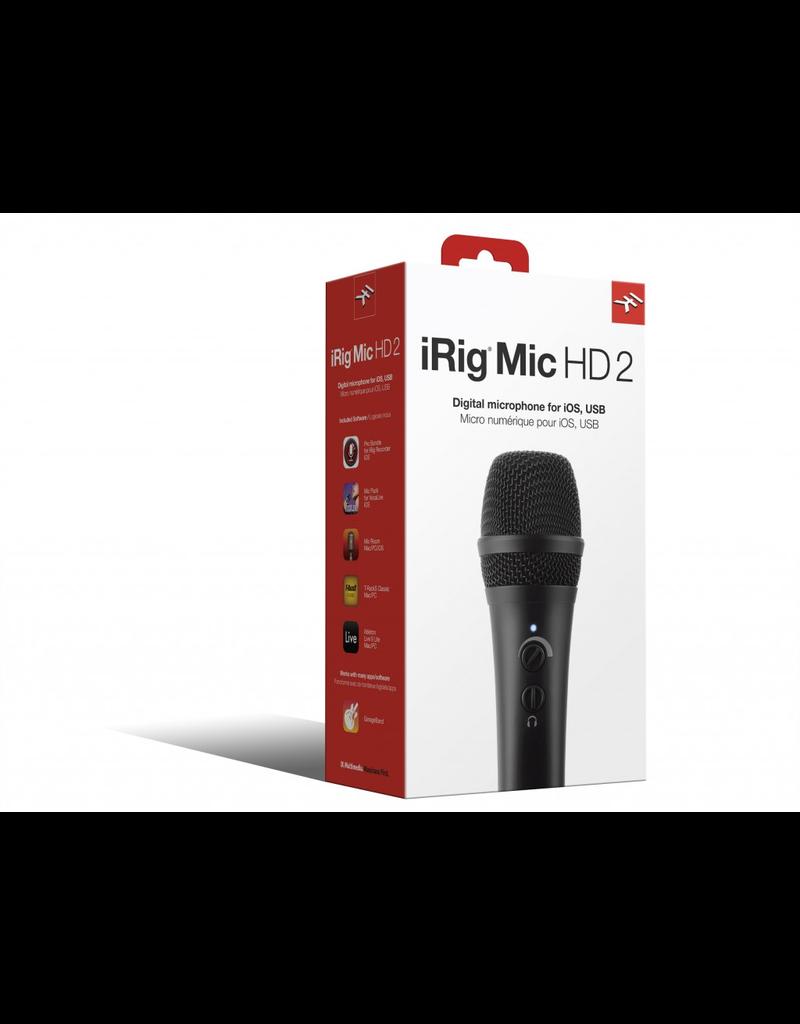 IK Multimedia iRig Digital Microphone IOS/USB