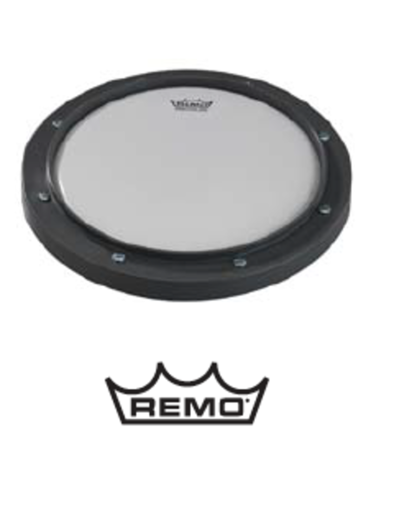"""Remo 8"""" tunable practice pad. 6mm Mounting Thread"""