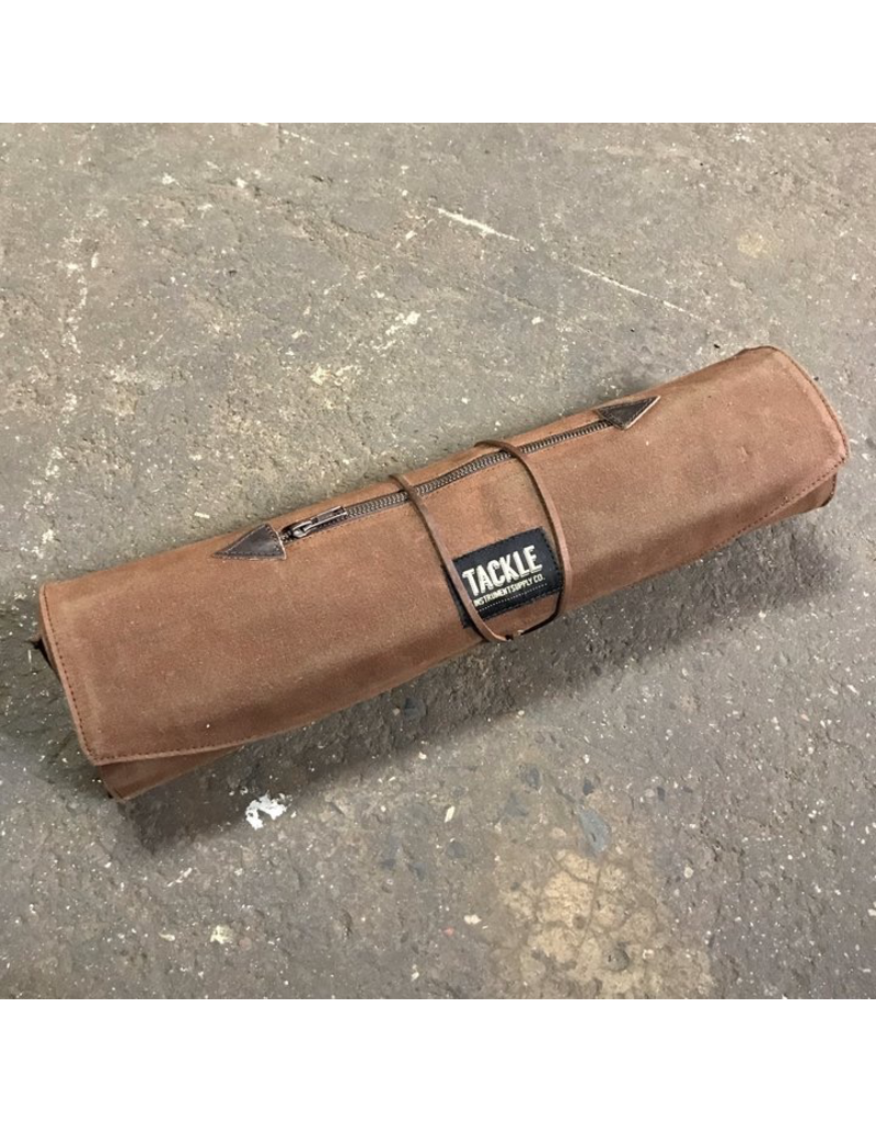 Tackle Roll-Up Stick Bag / Brown