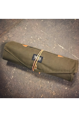 Tackle Roll-Up Stick Bag / Forest Green