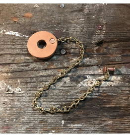 """Tackle 10"""" Cymbal Sizzle Chain"""