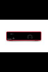 Focusrite Scarlett2i2 GEN3: USB 2.0 2 in 2