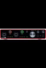 Focusrite Scarlett 8I6 Gen3 8-in/6-OUT USB Audio Interface