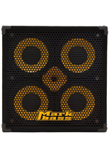 """Mark Bass 4 x 10"""" 500w RMS 1"""" Compression Horn, Rear Ported, 8ohm"""