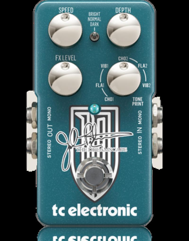 TC Electronics John Petrucci Signature Modulation Pedal Chorus - Flanger - Vibrato
