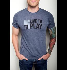 Vic Firth Live To Play T-Shirt / Medium