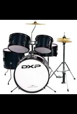 DXP DXP 5 Pc Junior Drum Kit BK