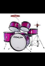 DXP 5 Pc Junior Drum Kit Pink