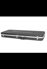 V-CASE - Strat®/Tele® rectangular. ABS moulded.