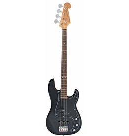 SX Vintage style bass BLACK Traditional 60's style solid alder body. Maple neck with rosewood fingerboard.
