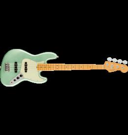 Fender American Professional II Jazz Bass, Mystic Surf Green