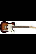 Fender Player Telecaster HH, Pau Ferro Fingerboard, 3-Colour Sunburst