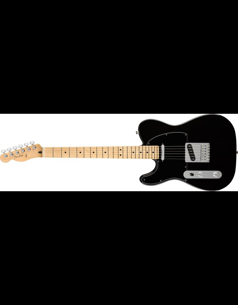 Fender Player Telecaster Left-Handed, Maple Fingerboard, Black