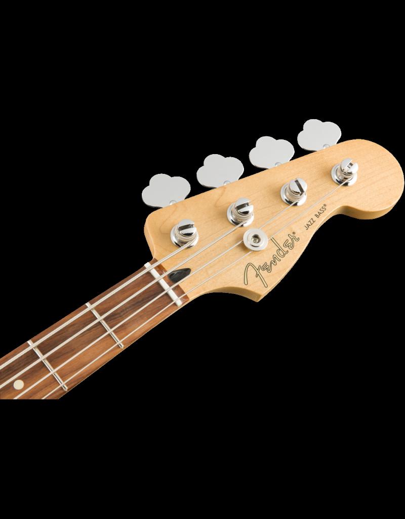 Fender Player Jazz Bass, Pau Ferro Fingerboard, Black