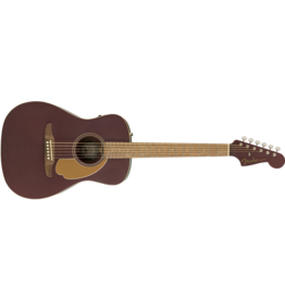 Fender Malibu Player Acoustic, Burgundy Satin